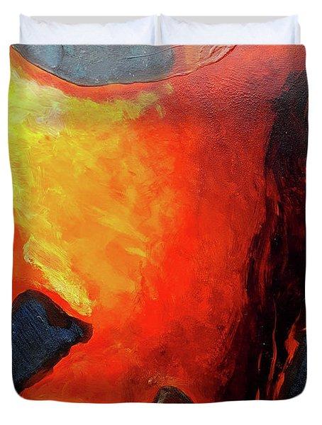 Lava 3 Duvet Cover