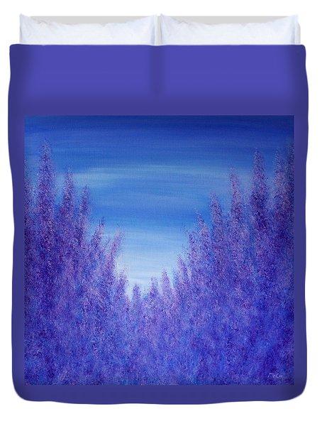 Lavender Haze  Duvet Cover