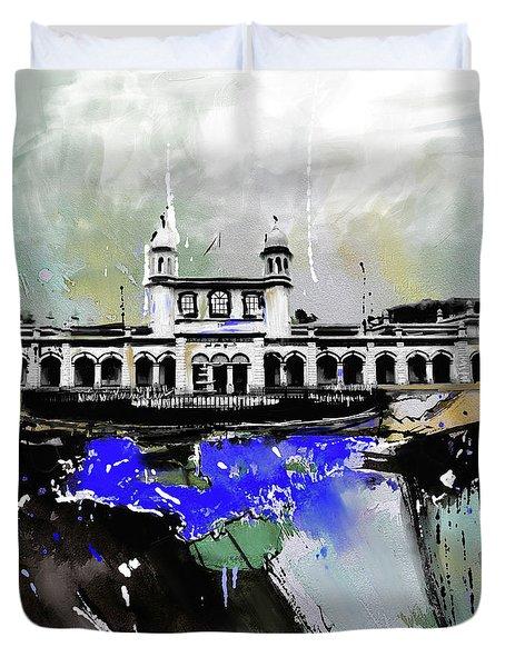 Layallpur District Council Duvet Cover