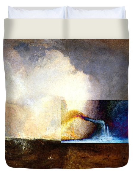 Layered 1 Turner Duvet Cover