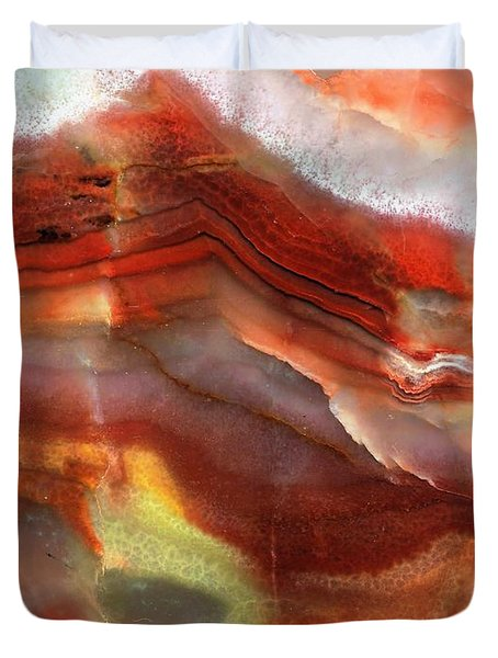 Layers Of Expansion Duvet Cover