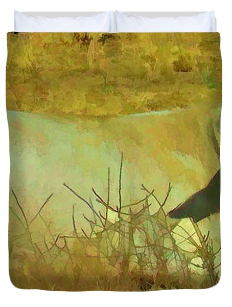 Lazy Daze Duvet Cover