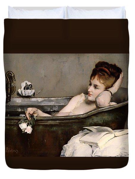 Le Bain Duvet Cover