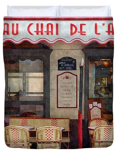 Le Chai Paris  Duvet Cover