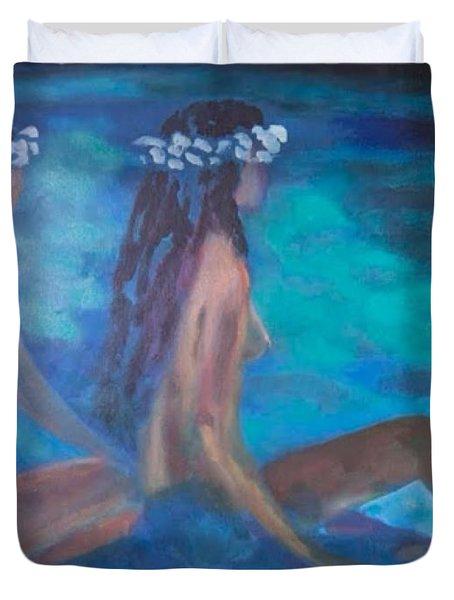 Le Hawaiane  Duvet Cover