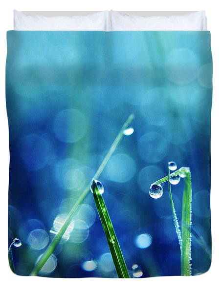 Le Reveil - S01a Duvet Cover by Variance Collections