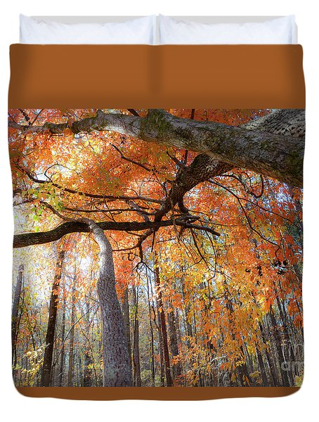 Lead The Way - Georgia Duvet Cover