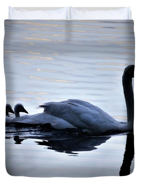 Leading The Way Duvet Cover