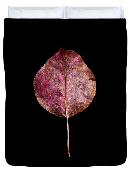Leaf 20 Duvet Cover