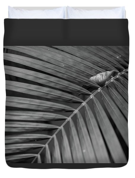 Leaf On Leafs Duvet Cover by Jingjits Photography