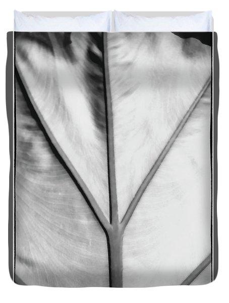 Leaf1 Duvet Cover