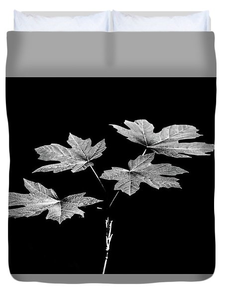 Leaf Duvet Cover