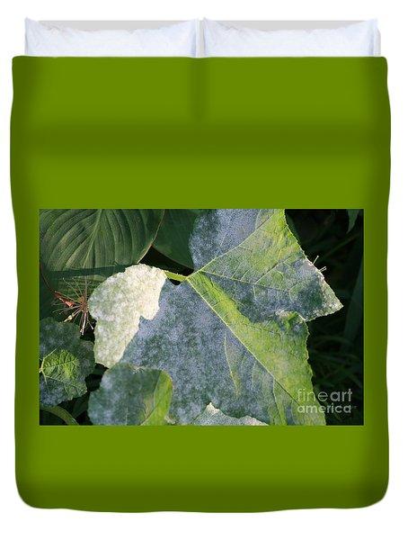 Calming Leafy Glade Duvet Cover