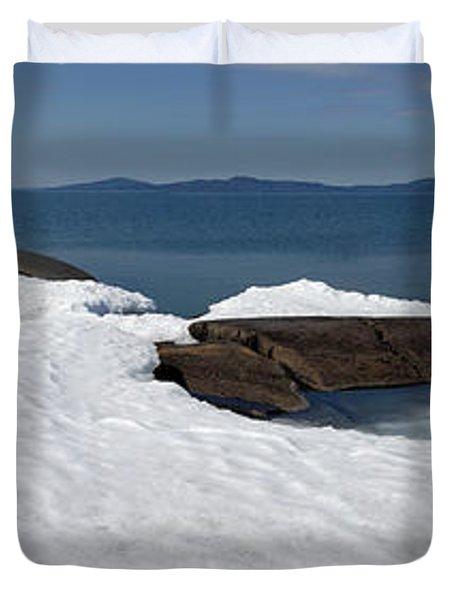 Leap   Duvet Cover