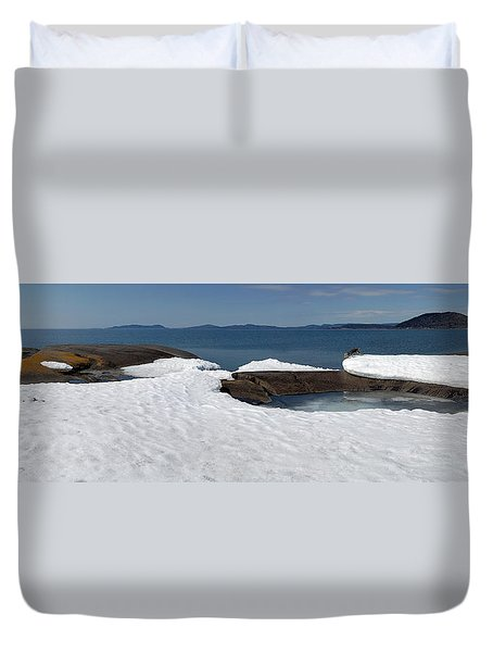 Leap   Duvet Cover