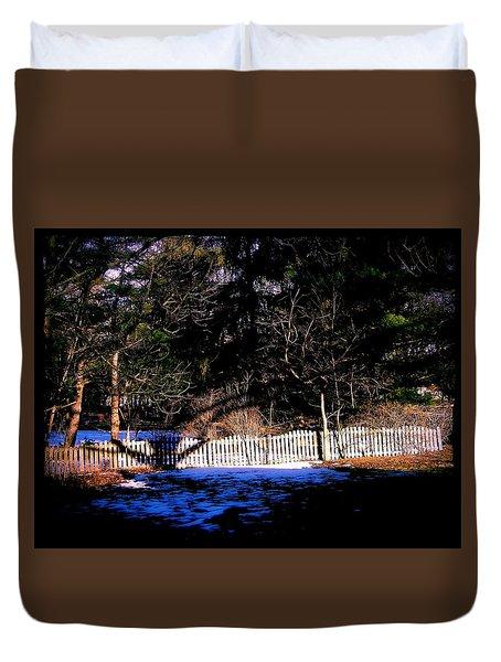 Leap Year Duvet Cover