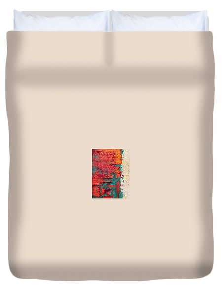 Learning Curve One Duvet Cover