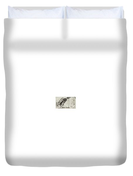 Learning To Love Rats More #1 Duvet Cover