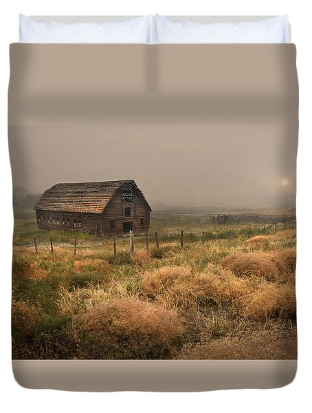 Legacy - Haynes Ranch Barn Duvet Cover