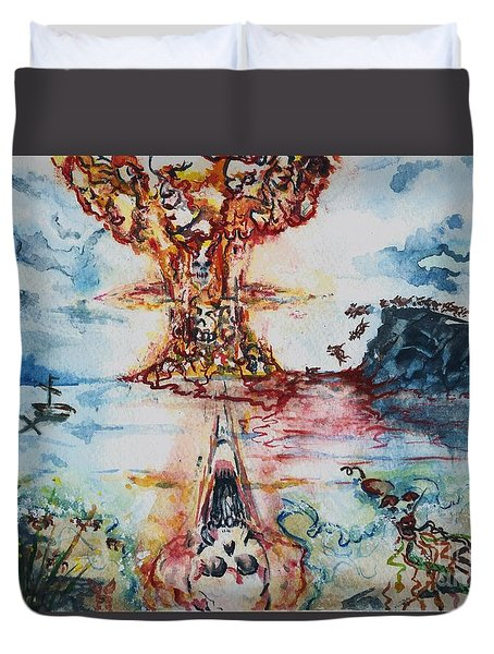 Legion Unleashed  Duvet Cover