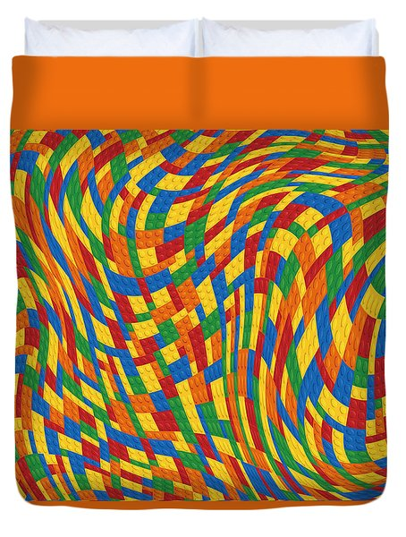 Lego Dreams Duvet Cover