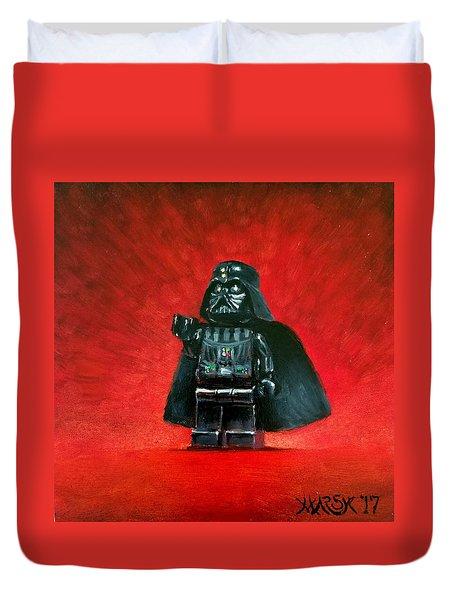 Lego Vader Duvet Cover