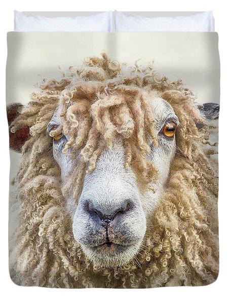 Leicester Longwool Sheep Duvet Cover