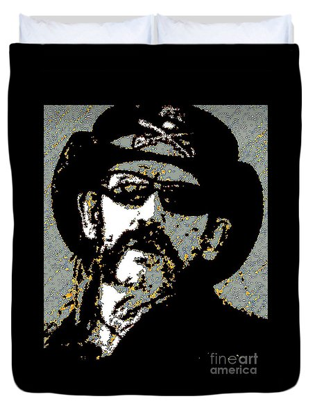 Lemmy K Duvet Cover
