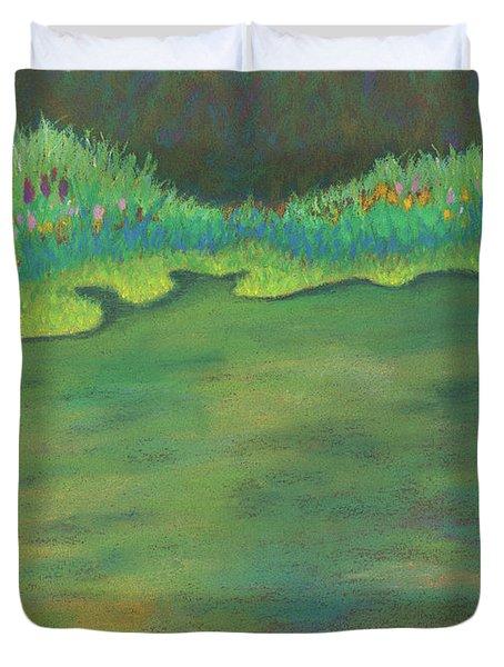Lenox Audubon Pond 3 Duvet Cover