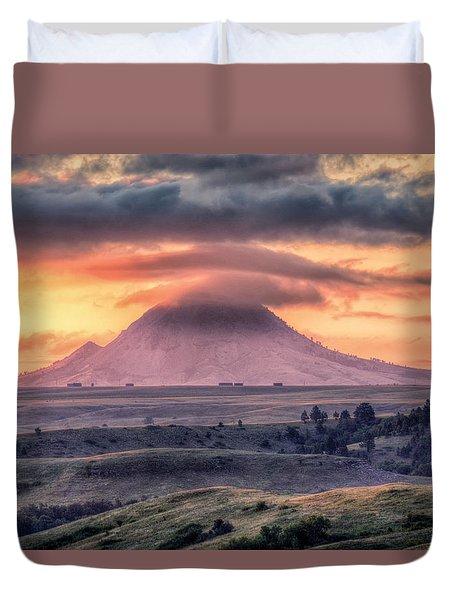 Lenticular Duvet Cover