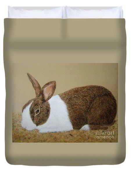 Les's Rabbit Duvet Cover