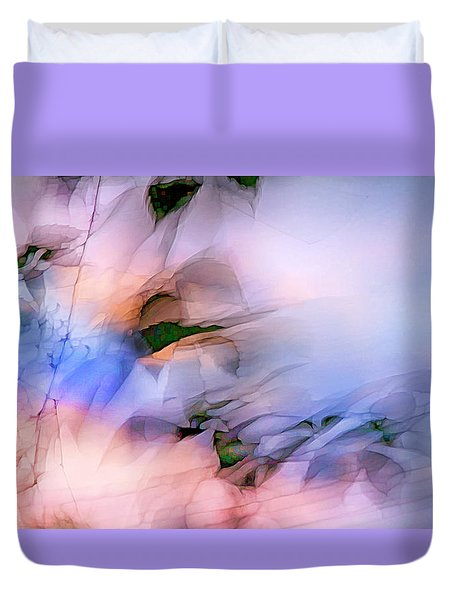 Let The Winds Of The Heavens Dance Duvet Cover