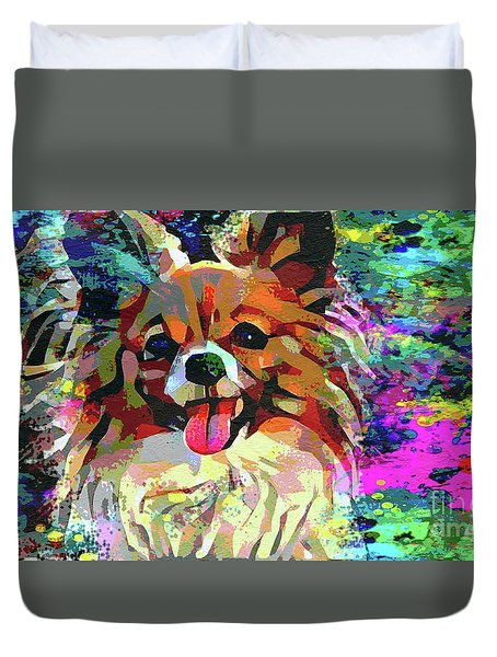 Let's Play Duvet Cover by Jon Neidert