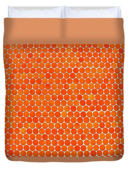 Let's Polka Dot Duvet Cover