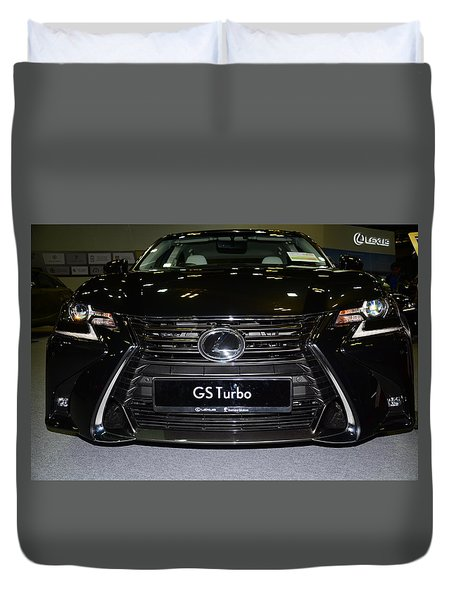 Lexus Gs Turbo Duvet Cover