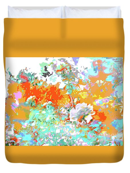 Libertinas Duvet Cover