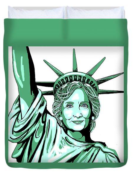 Liberty Hillary Duvet Cover by Konni Jensen
