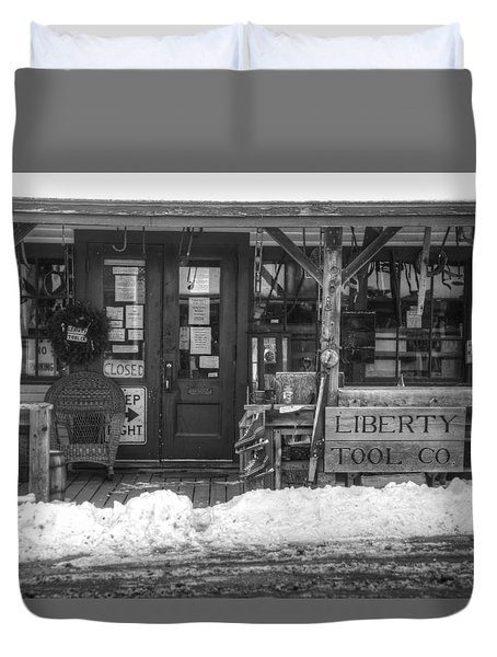 Liberty Tool Co Duvet Cover