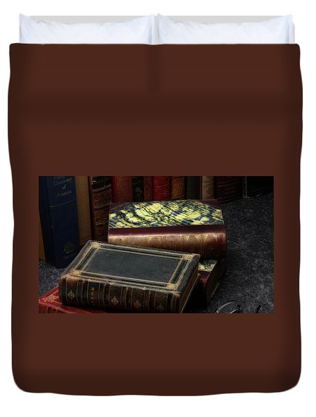 Library Duvet Cover
