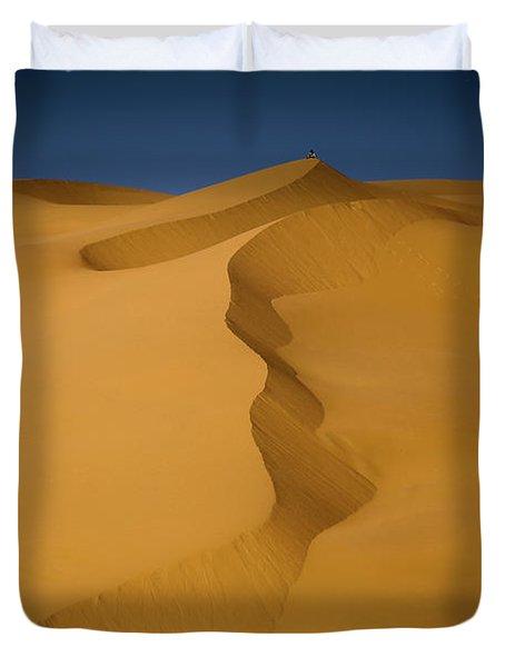 Libya Dunes Duvet Cover