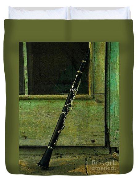 Licorice Stick Duvet Cover