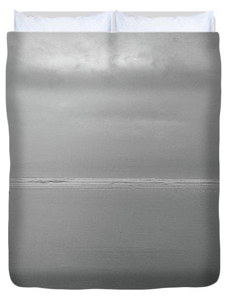 Life Is A Beach Duvet Cover