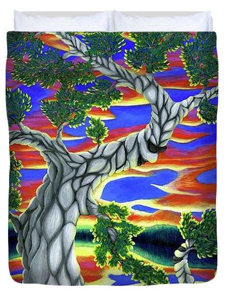 Life Of Trees Duvet Cover
