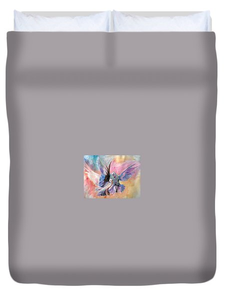 Life Partners Duvet Cover