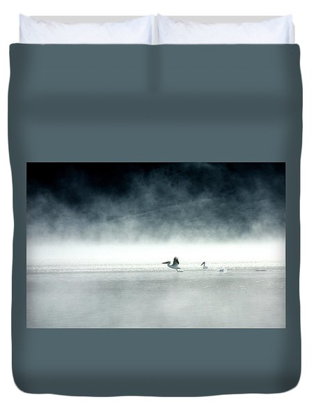 Lift-off Duvet Cover