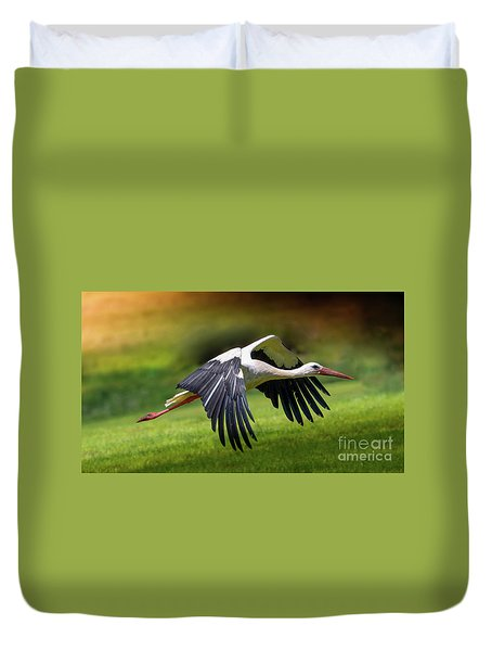Lift Up Duvet Cover