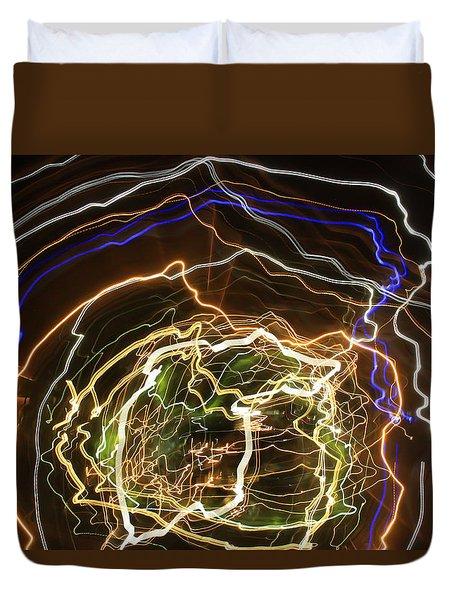 Light 1 Duvet Cover