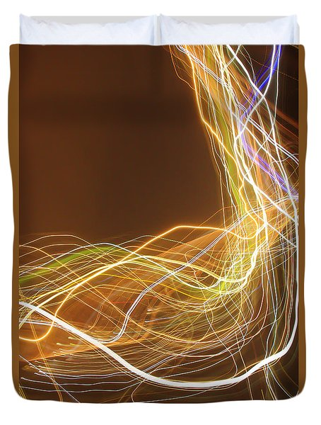 Light 2 Duvet Cover