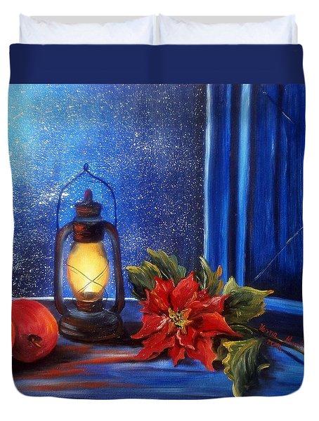 Light 2 Duvet Cover by Vesna Martinjak