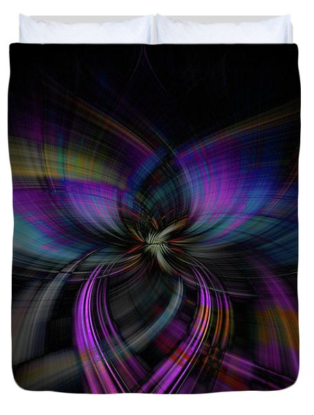 Light Abstract 4 Duvet Cover